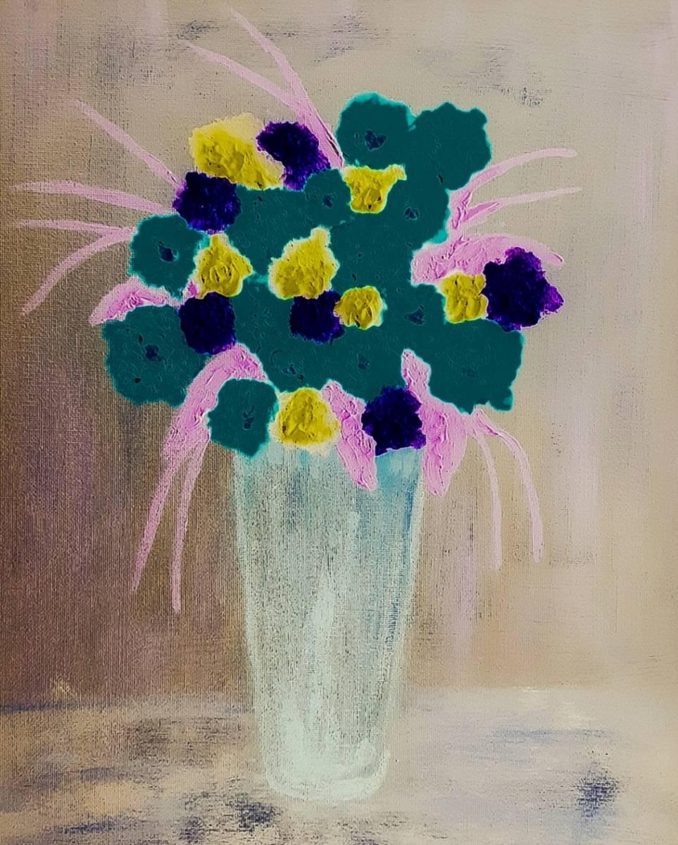 'Blumenvase' von  Nomi Morina