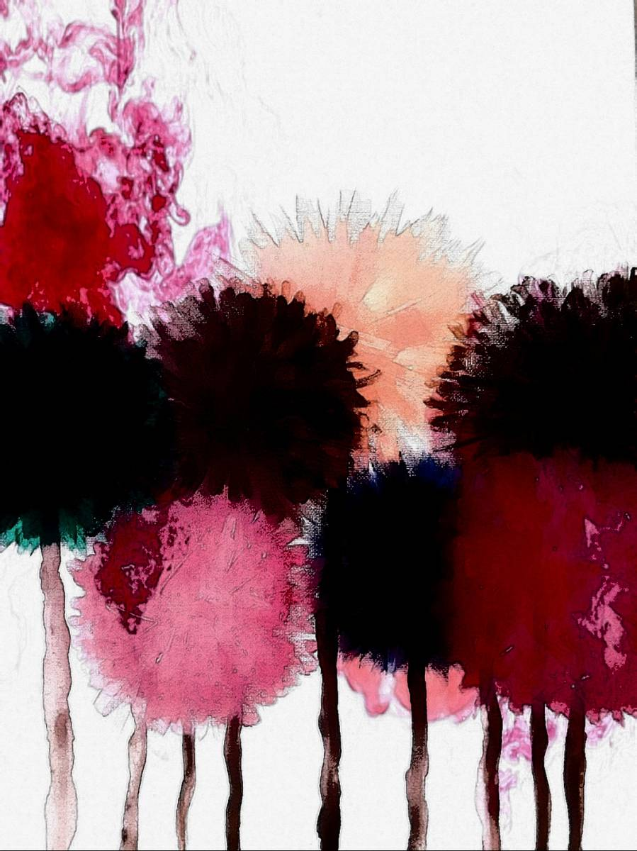 'Abstrakt' von  Nomi Morina