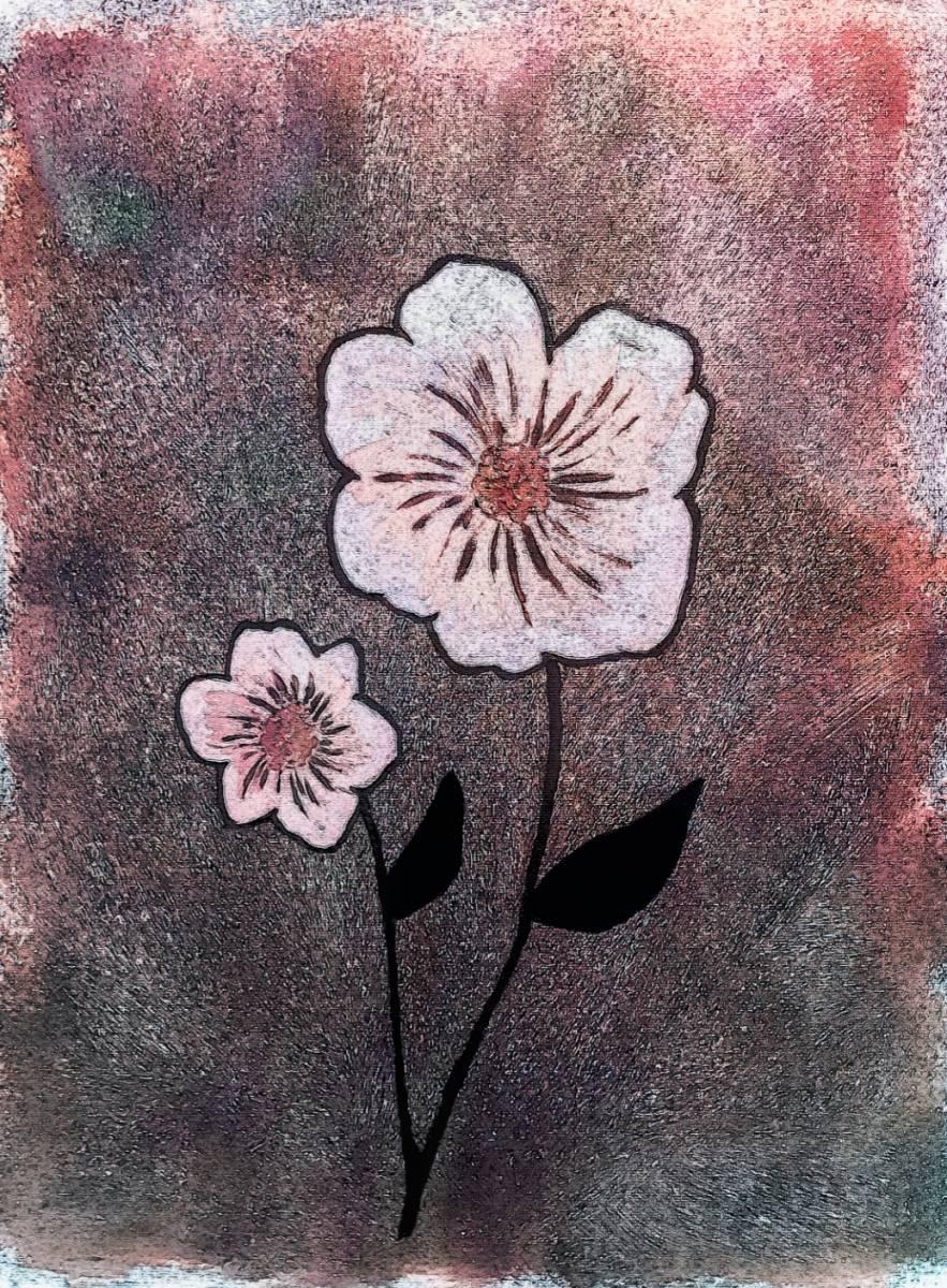 'Eine Blume' von  Nomi Morina
