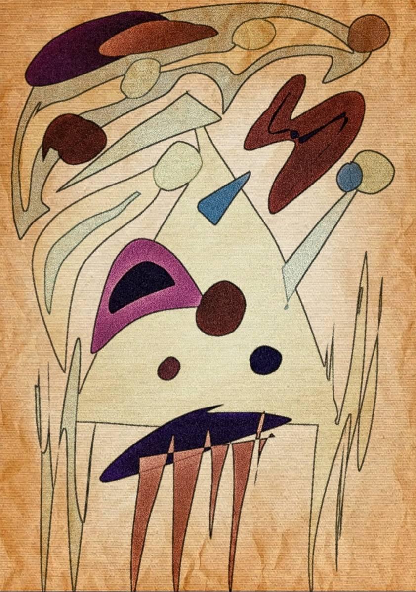 'Clown' von Nomi Morina