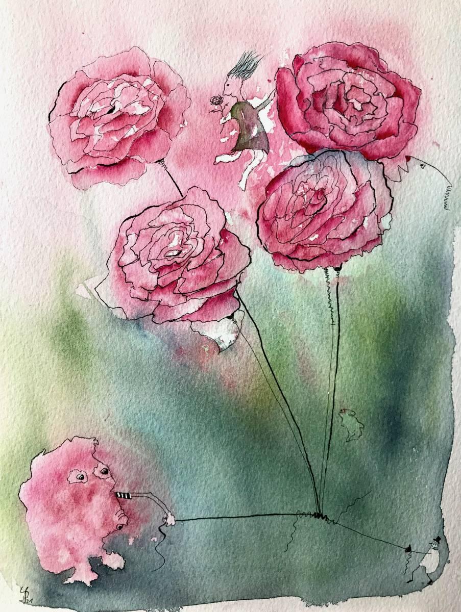 'Gartenzauber' von  Susanne Binder