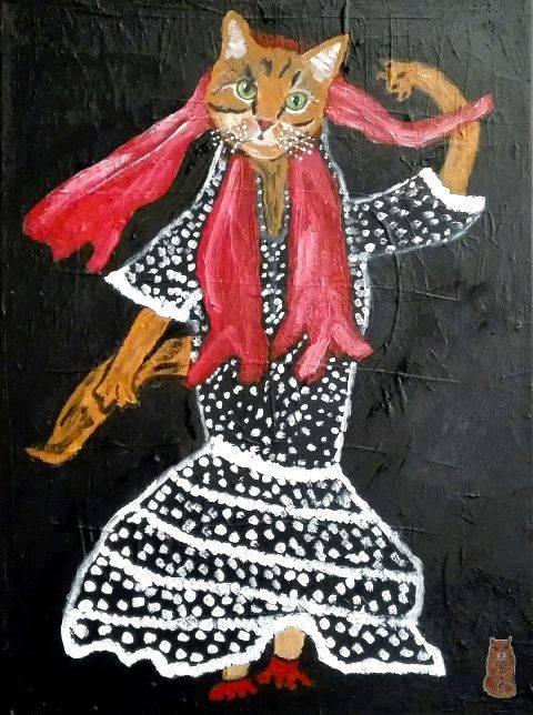 'Mila Flamenco' von  anne phillips