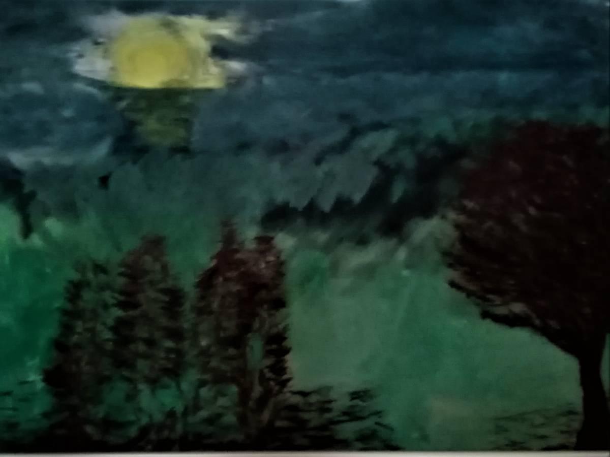 'Mondnacht' von  Brigitte Daniele