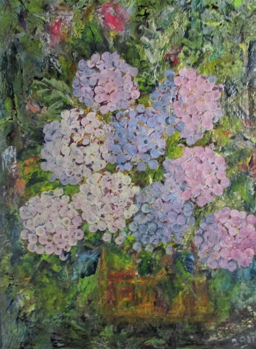 'Hortensien' von Elena Etzel
