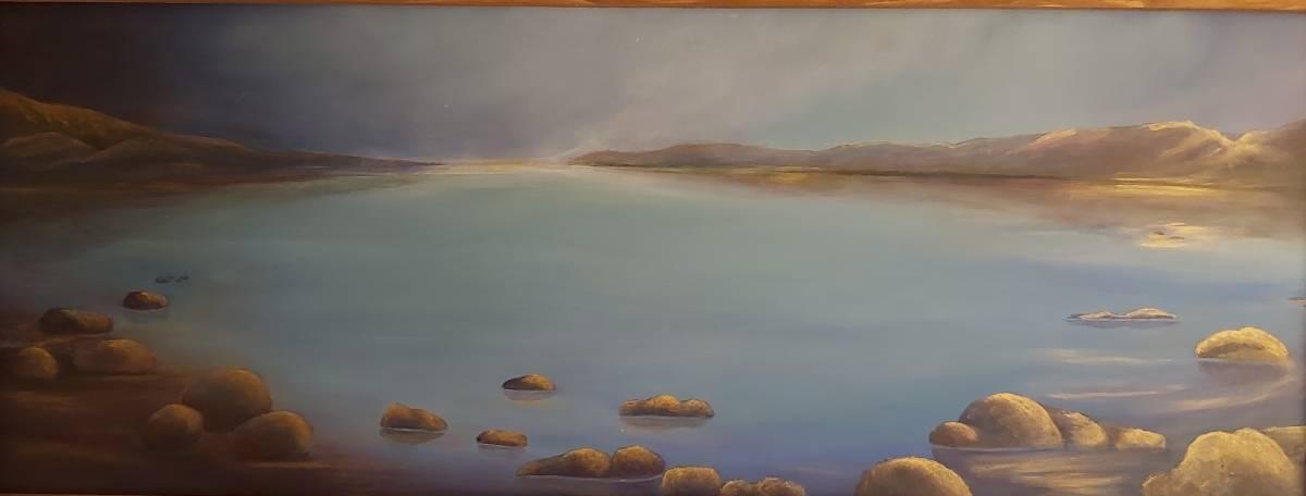 'Stille am See' von  Nuffiart