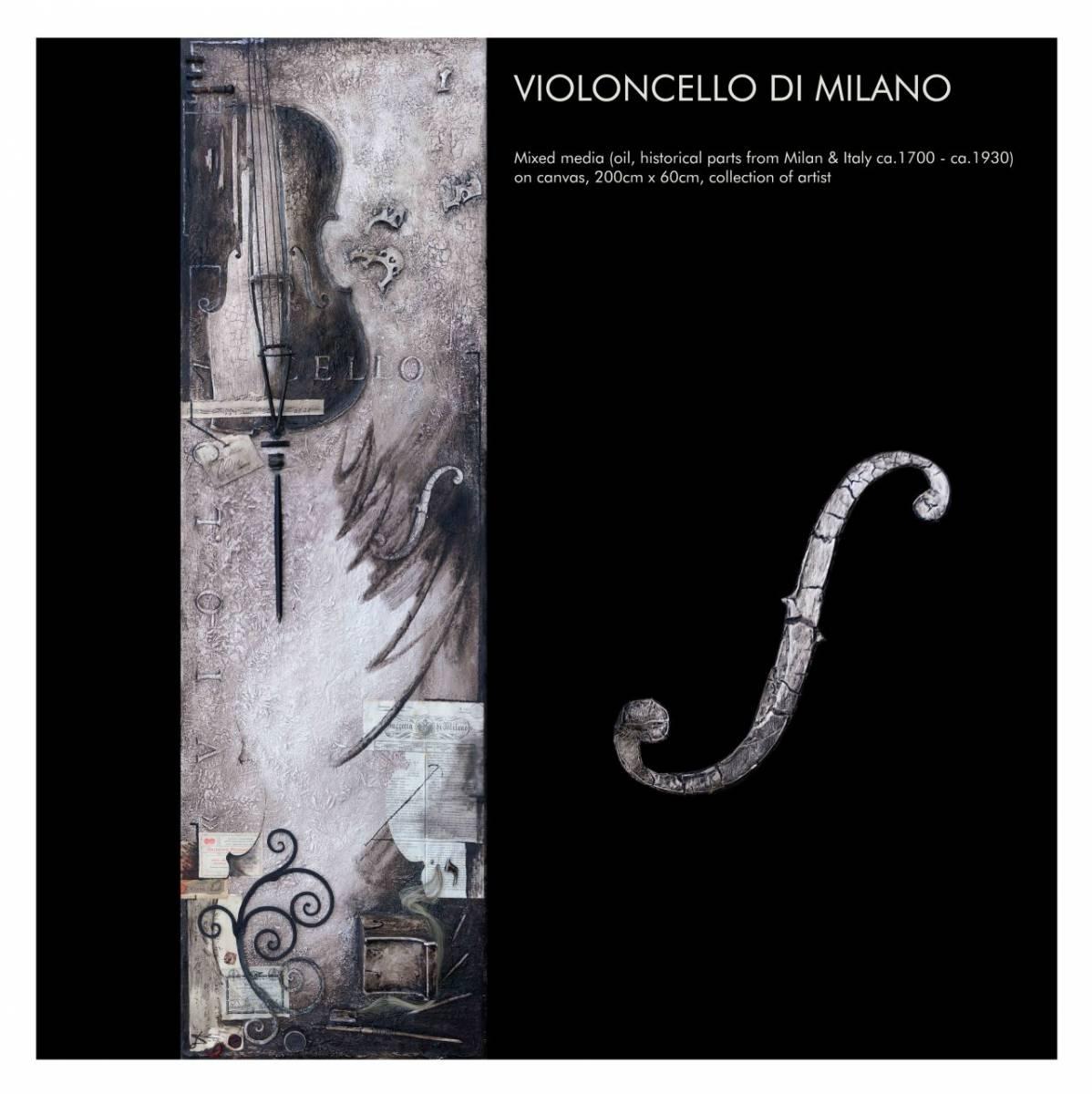 'VIOLONCELLO DI MILANO' von MUSICA Daisuke Schneider