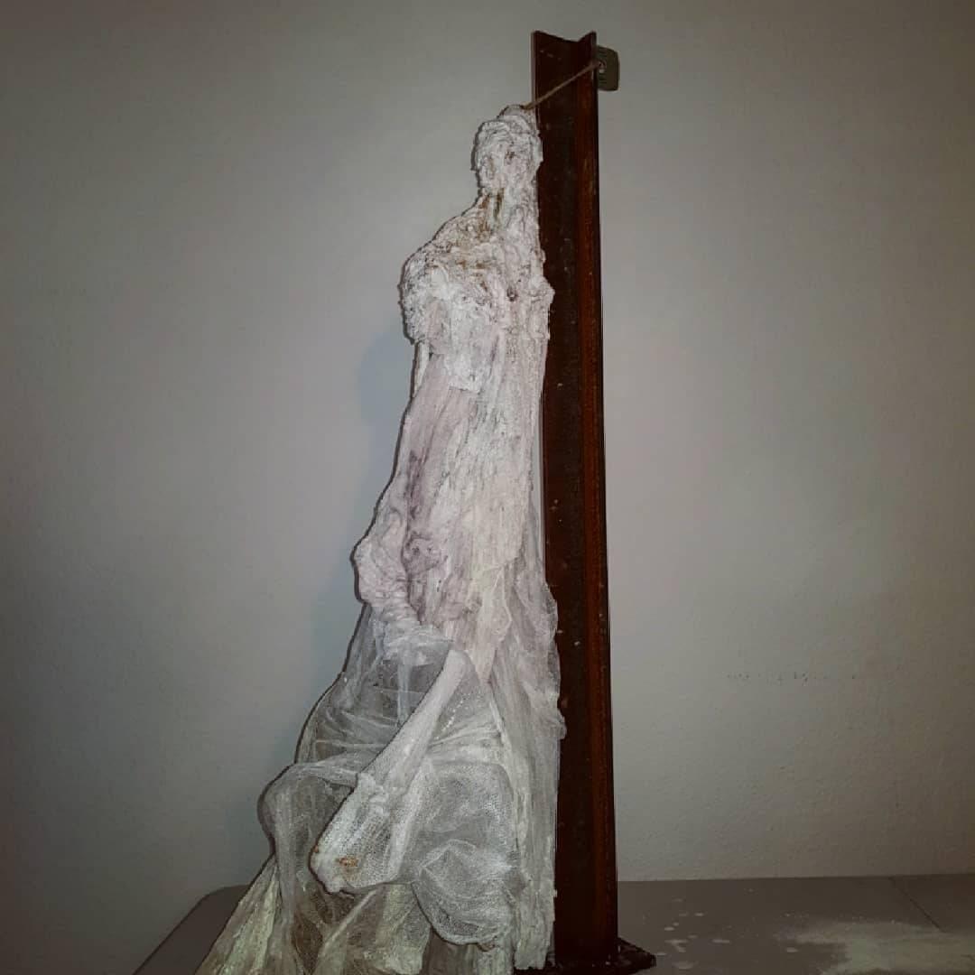 'Stahlkleid' von FredEck
