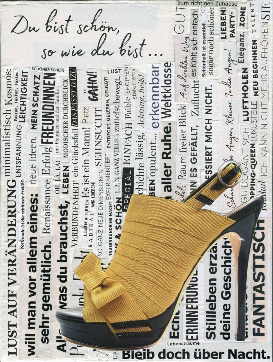 'Change!' von  BettyCollagen