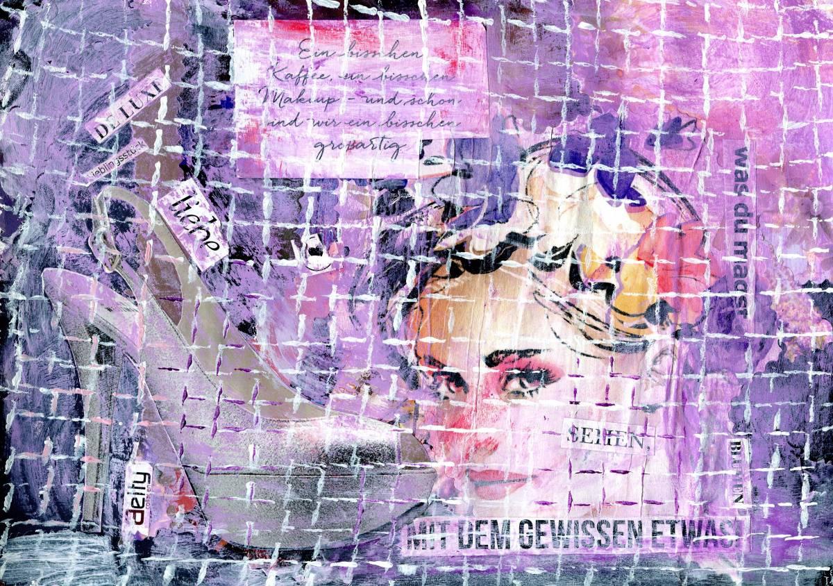 """'""""de luxe""""' von  BettyCollagen"""