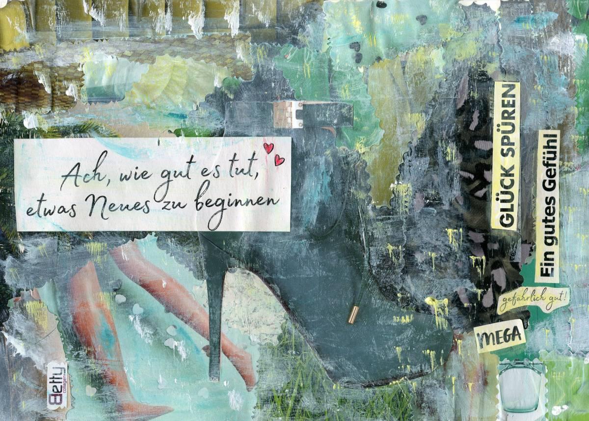 """'""""fresh start""""' von BettyCollagen"""