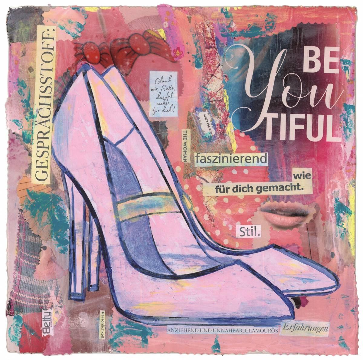 """'""""You be Beautiful""""' von BettyCollagen"""