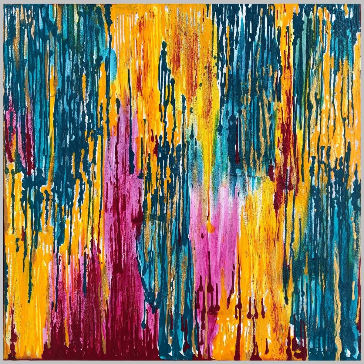 Farb-Regen