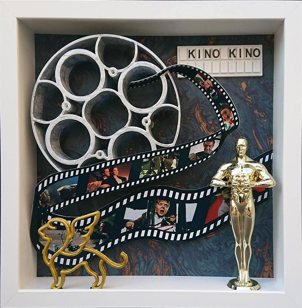 'Kino Kino' von  Goldletter