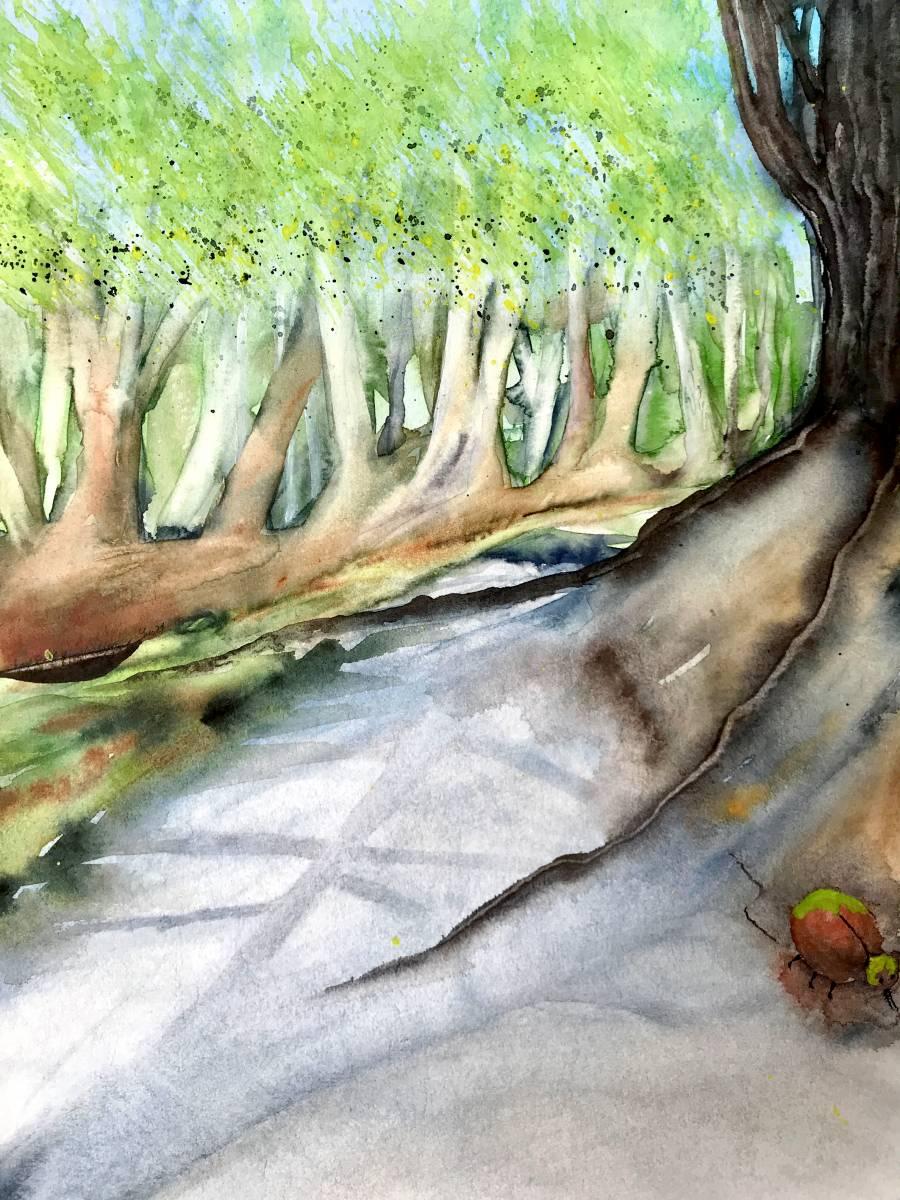 'Der Holzbock' von  Susanne Binder
