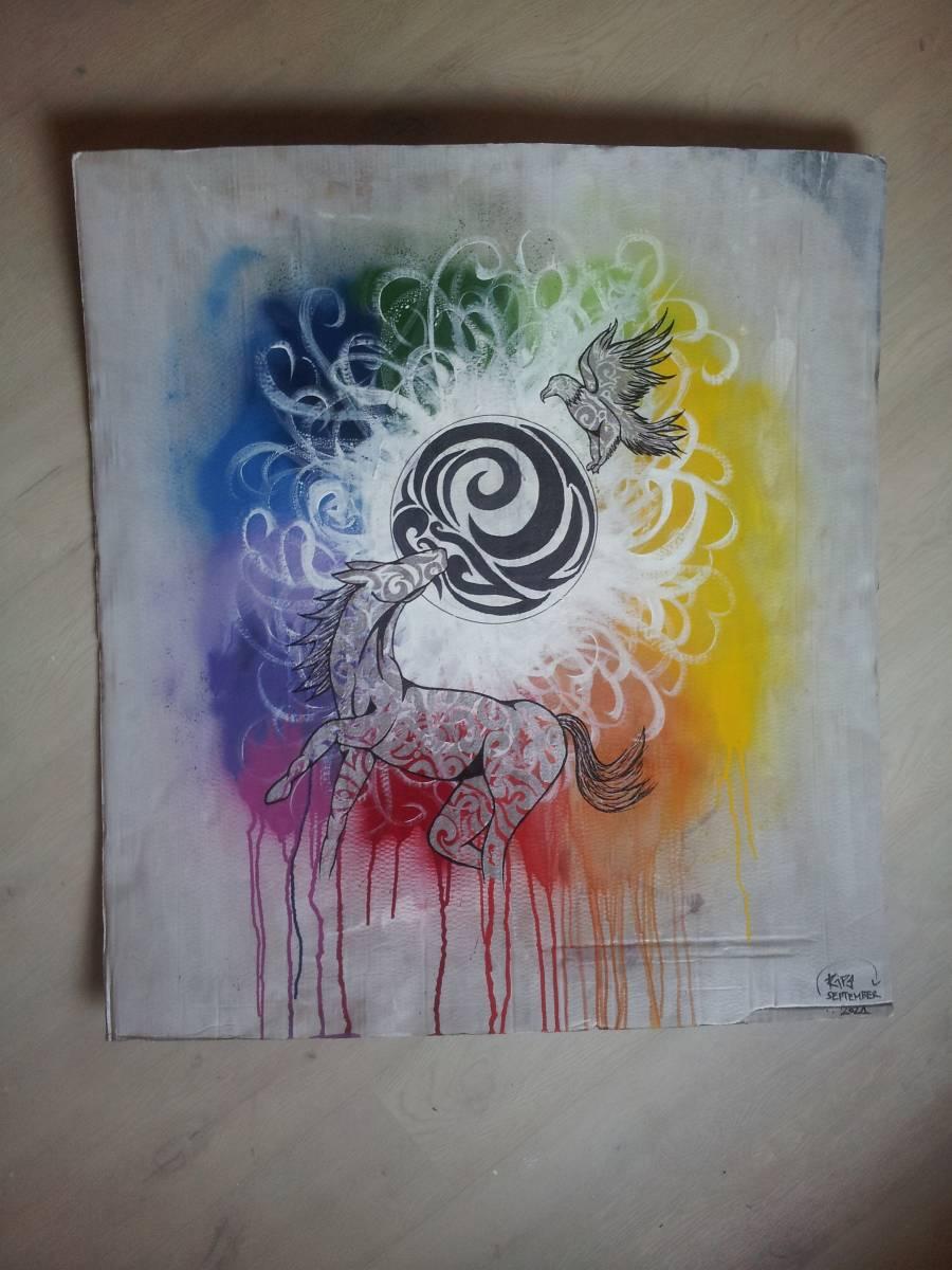 'Spirit' von  RipsFarbenreich