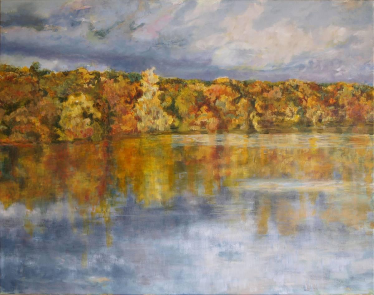 'Seeufer im Herbst' von  ansehen