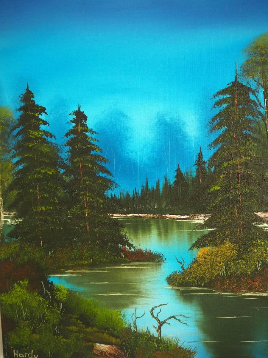 'Sommer am Fluss' von Hardy