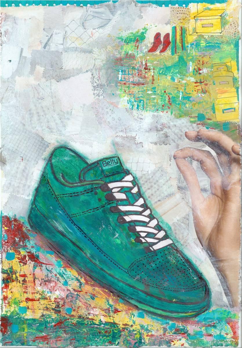 """'""""colorful""""' von  BettyCollagen"""