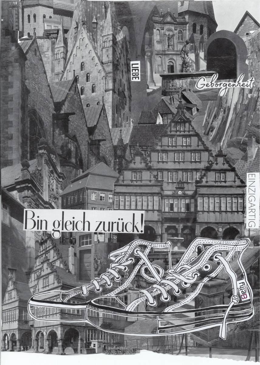 """'""""Paderborn Memories I""""' von  BettyCollagen"""