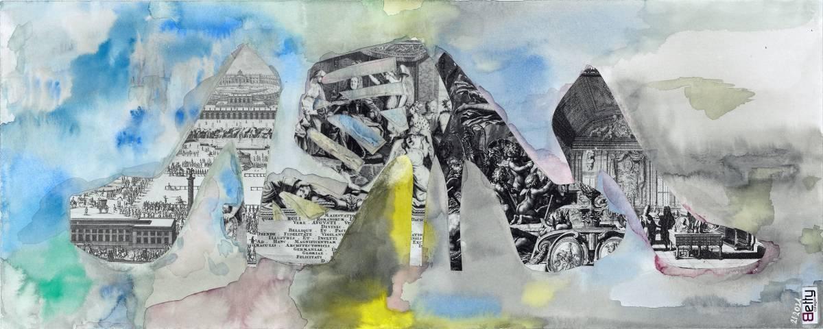 """'""""Watercolor Story""""' von  BettyCollagen"""