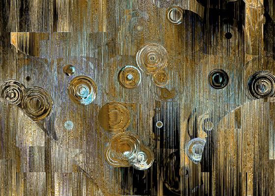'Kreisschwebe' von  ReneRoger Schuck