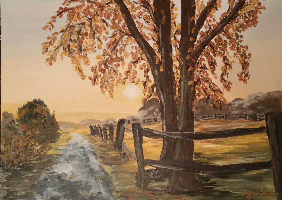 'Herbstmorgen' von HeikeAignerLender