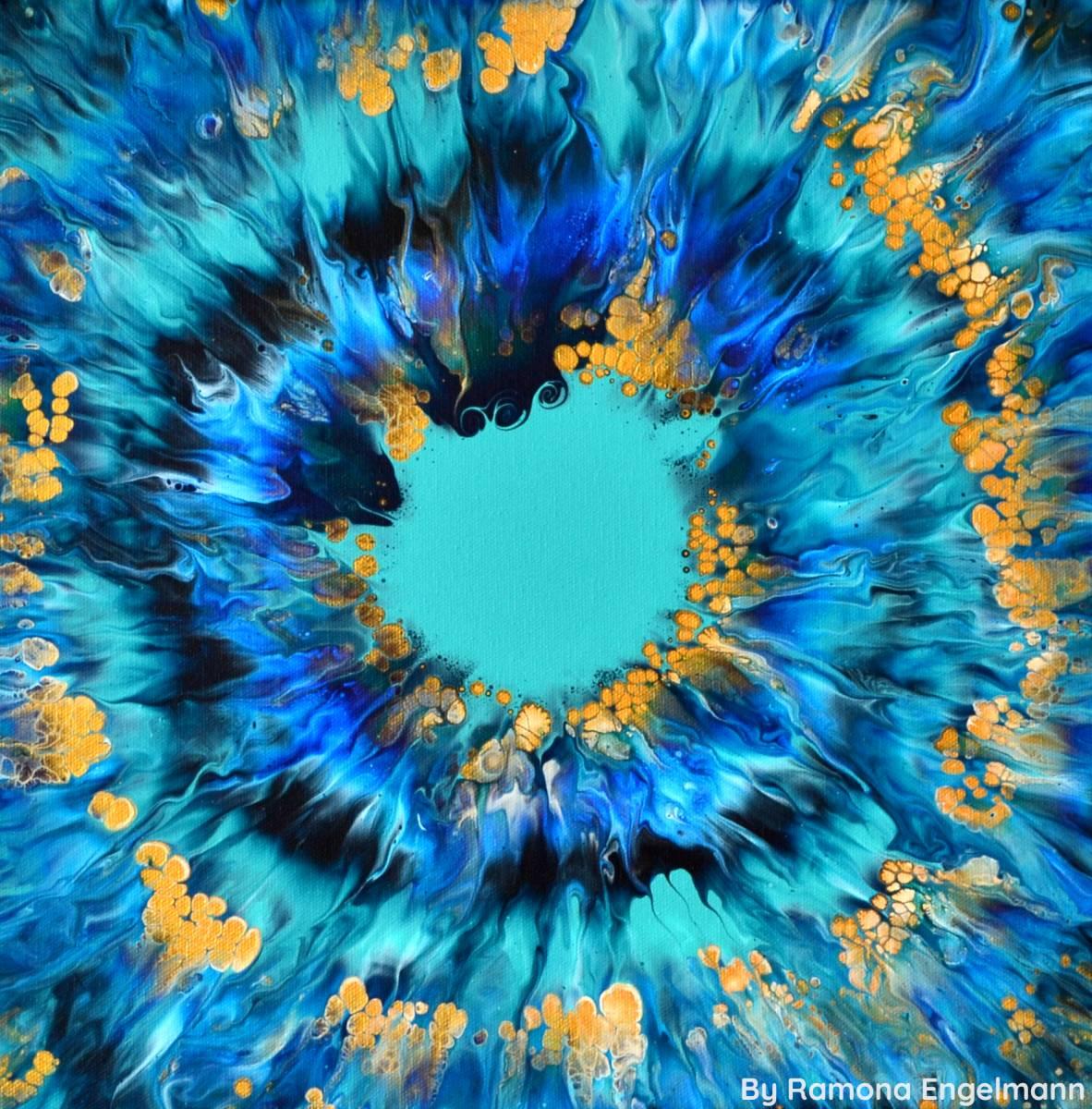 'Heart of a Coral Reef' von vibrantcreativity