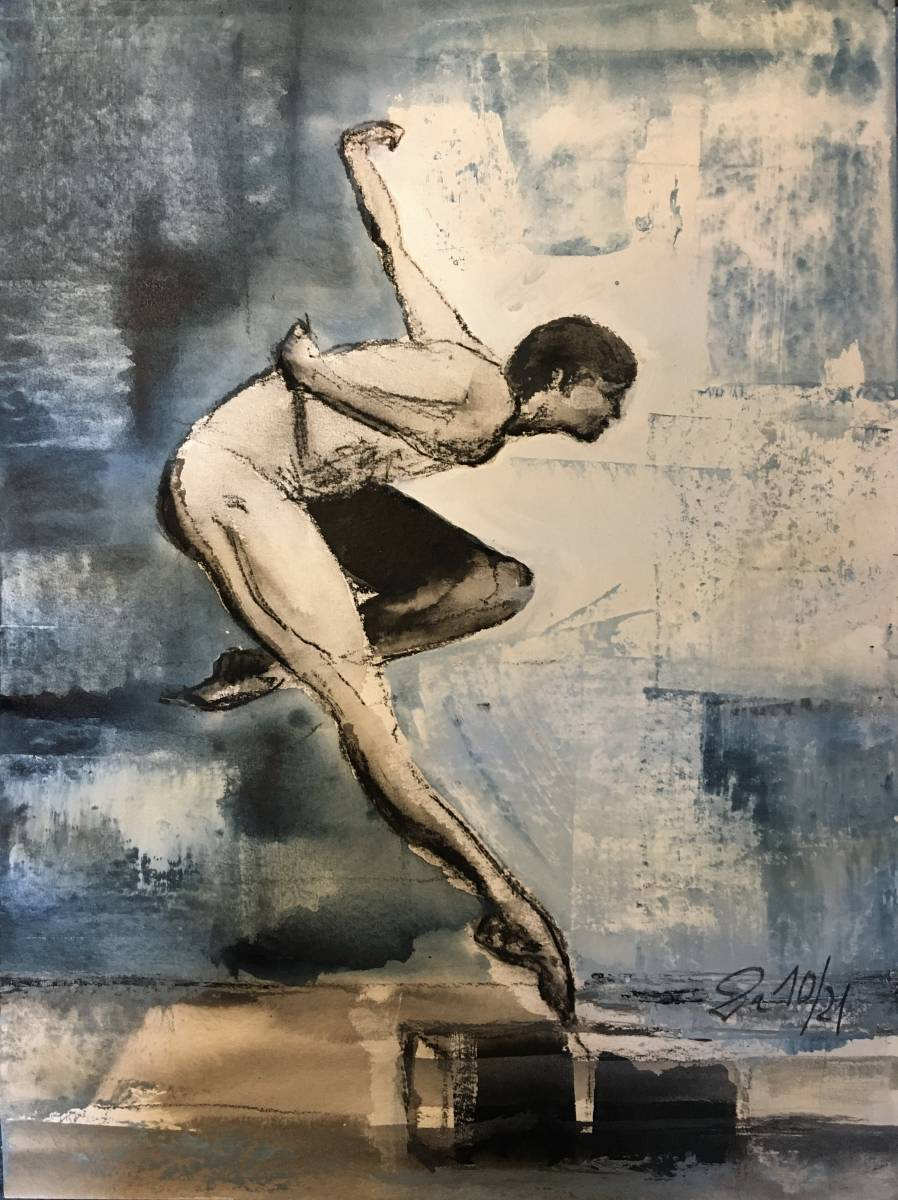 'Der Tänzer' von  Thomas Gassdorf