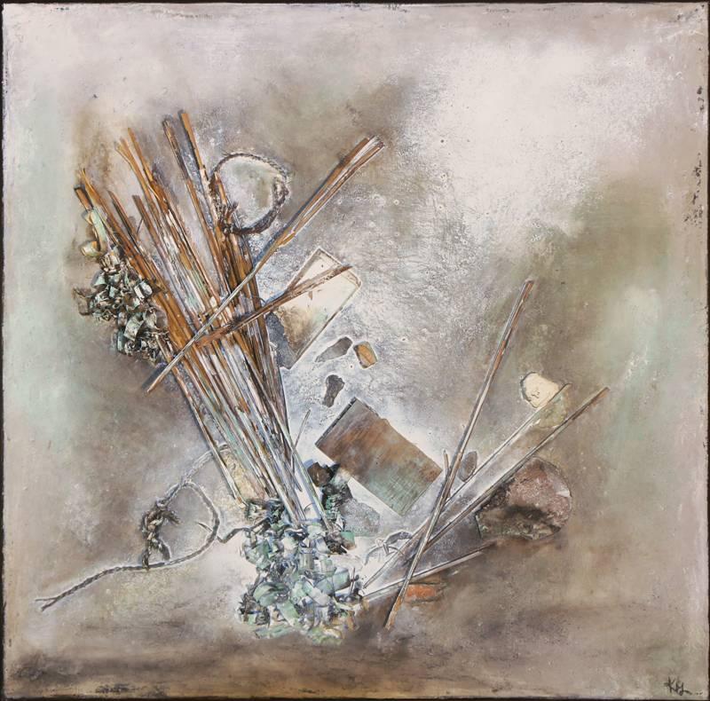 'ohne Titel' von Karin Myriel Leopold
