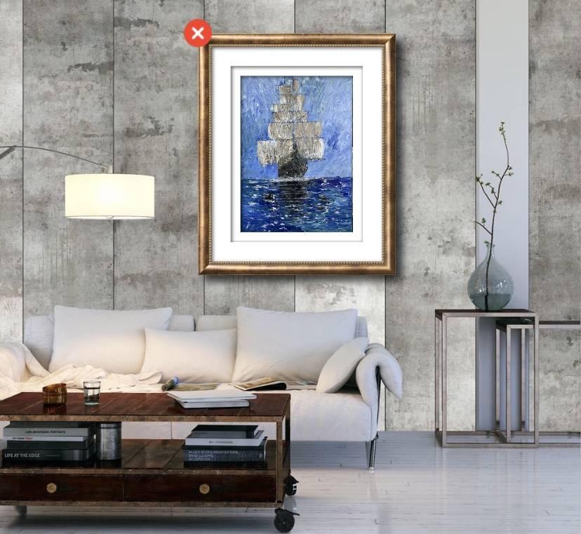 'Segelboot' von  S Koenig