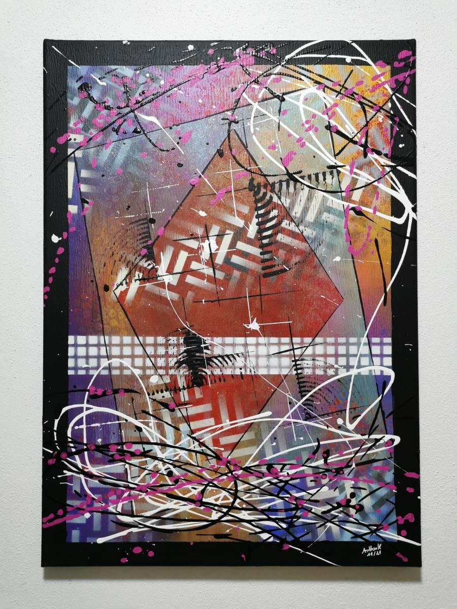 'Diagonal' von  Art byAndrea