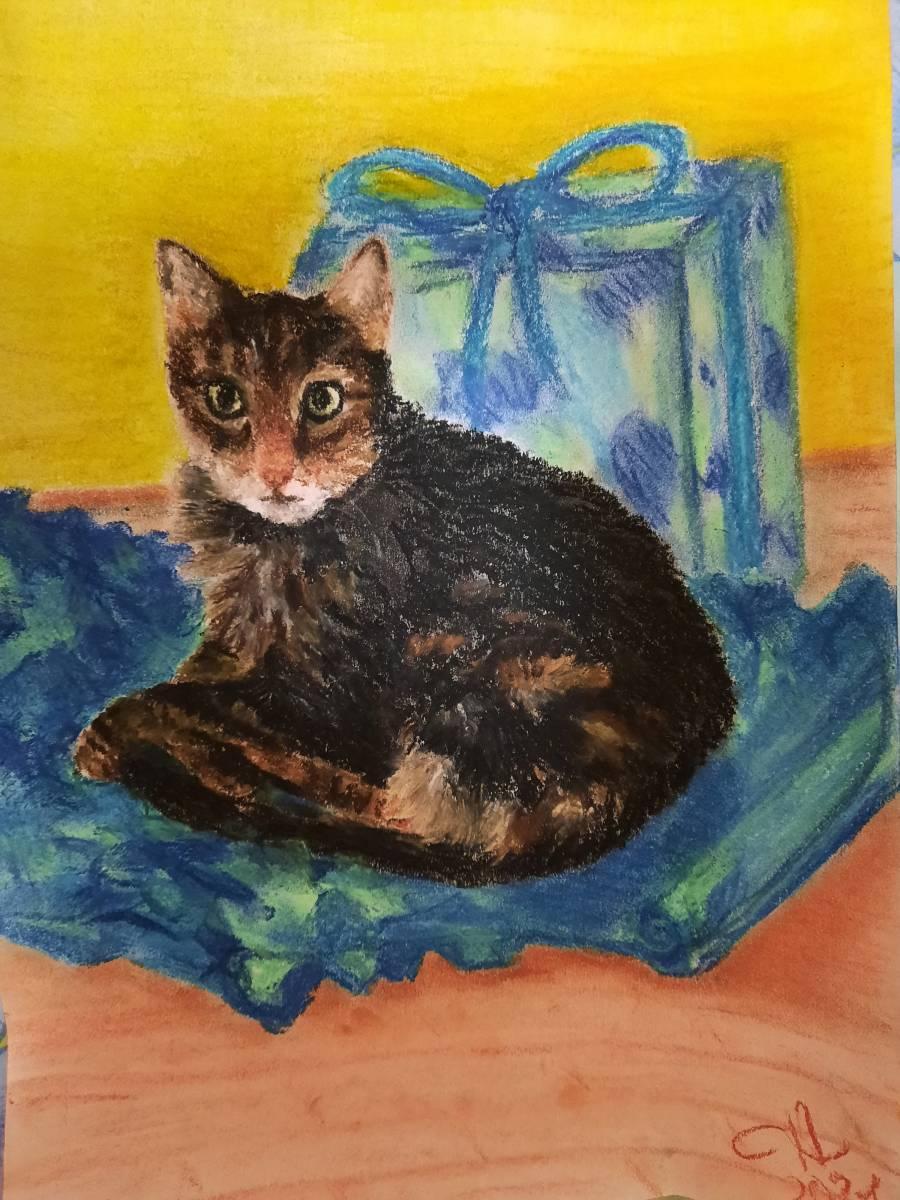 'Katze 1' von Corina