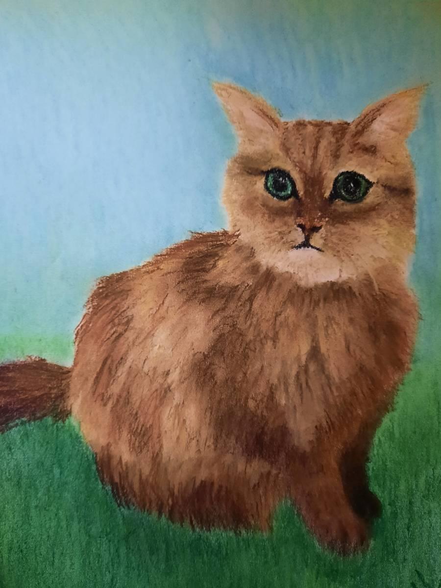 'Katze 2' von  Corina