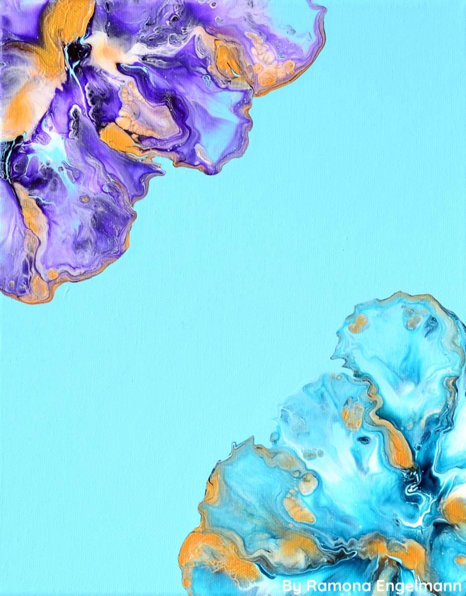 'Blooming Flowers' von  vibrantcreativity
