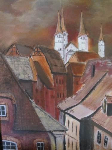 Kupferstich Bamberg