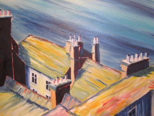 Über den Dächern von St. Ives
