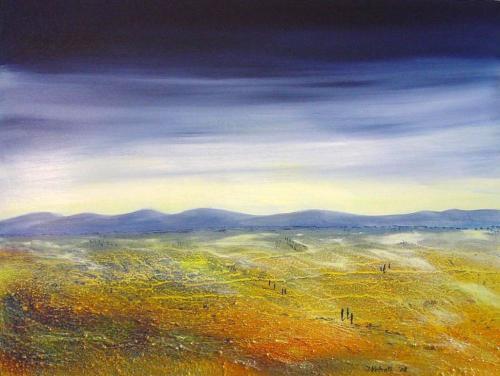 'Weite' von  Ingrid Vollrath