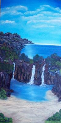 Ruf des Wasserfalls 1