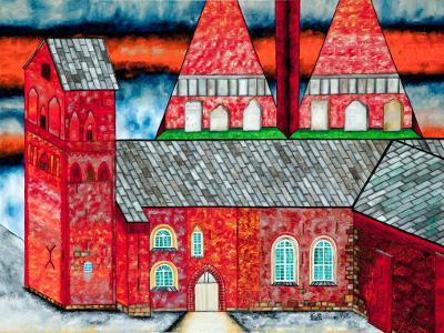 Kirche Nieblum Föhr