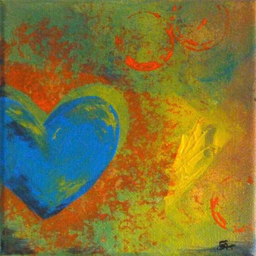 Blue Hearts II
