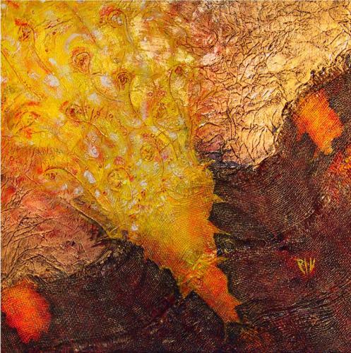 Kupfer IX: Freudenfeuer