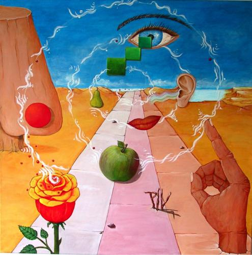 Geometrie der Sinne VII: Sinnenrausch