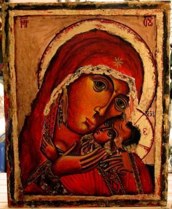 Gottesmutter Eleousa