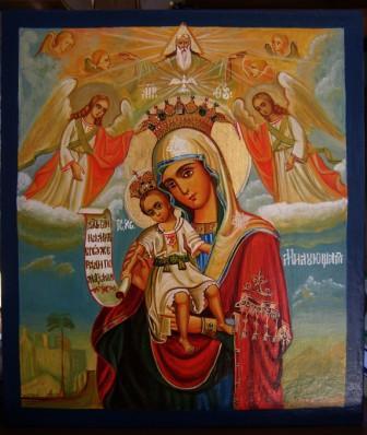 Gottesmutter barmherzig