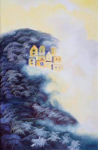 the village on the mountain