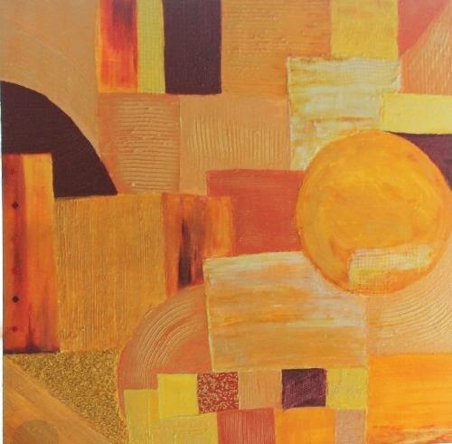 ' Gelb' von Petra Hegemann