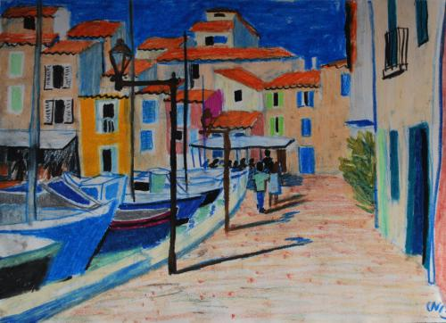 Hafen in Martigues 1