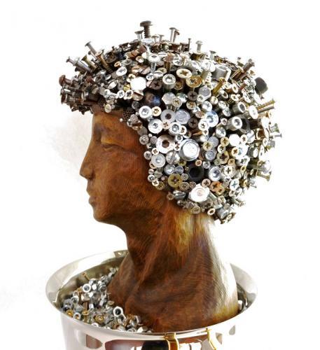 'Kopf-Piercing' von Feistenauer Gerhard