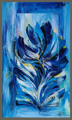 Blaue Dominanz