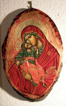 Gottesmutter des Erbarmens
